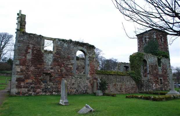 Old church of North Berwick