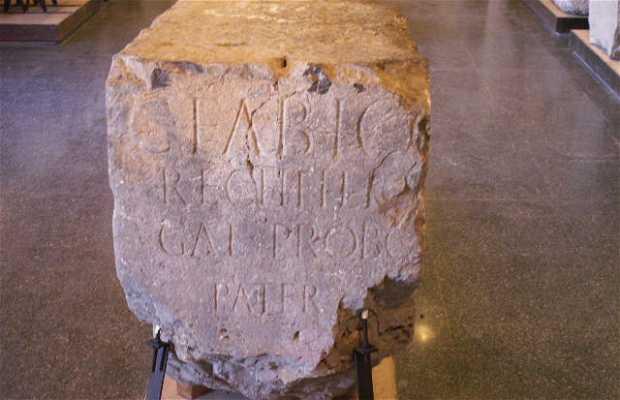 Centro arqueológico de Sagunto