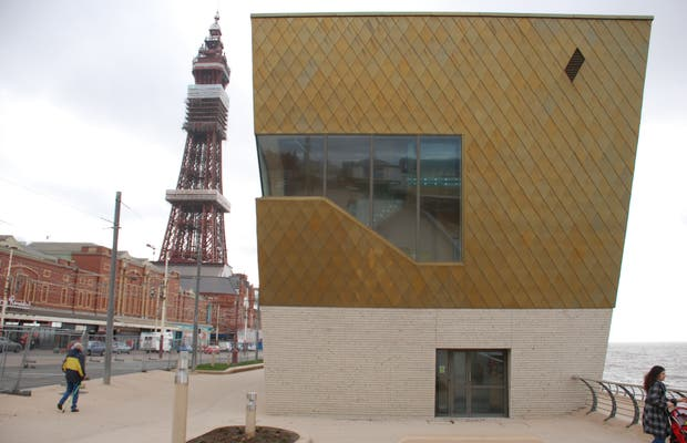 Blackpool Tourist Information Centre