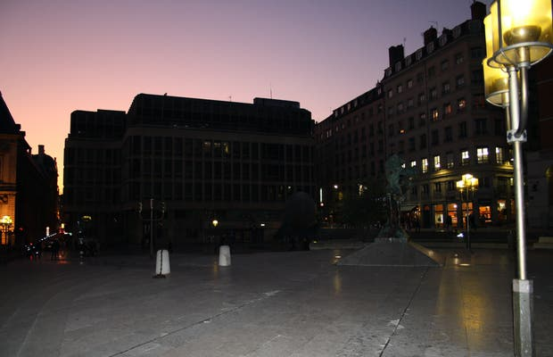 Plaza Louis Pradel