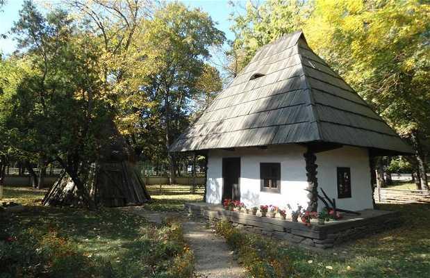 Le Musée des villages roumains