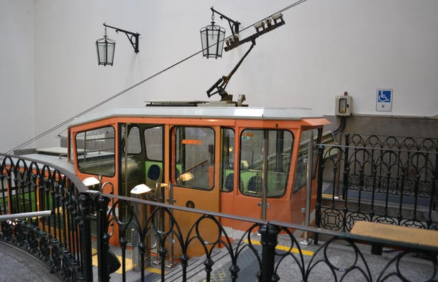 Funicular de Bergamo Alta