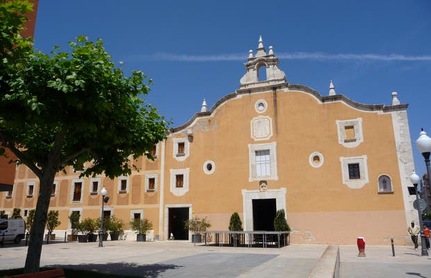 Former convent of San Francisco