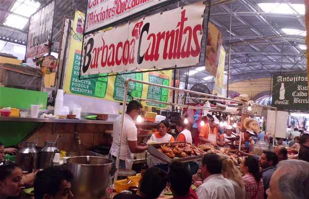 Mercado Municipal de Tepotzotlán