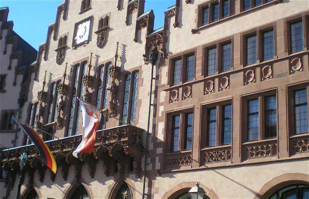 Ayuntamiento Franfort