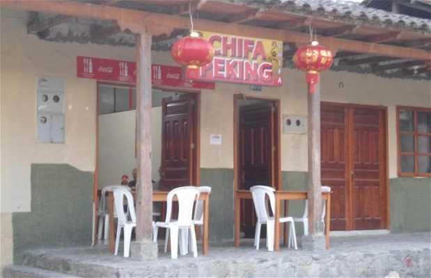 restaurant Chifa Peking