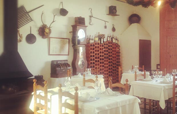 Restaurant Venta La Montaña