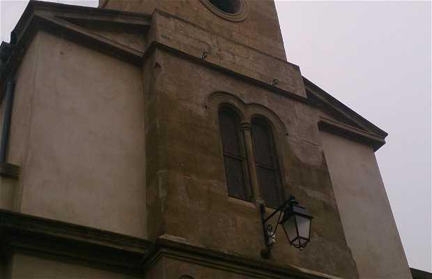 Eglise de La Redorte