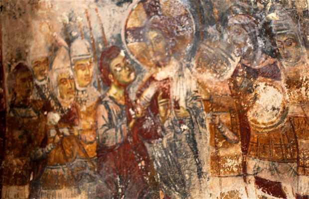 Eglise de l'antique Pyli