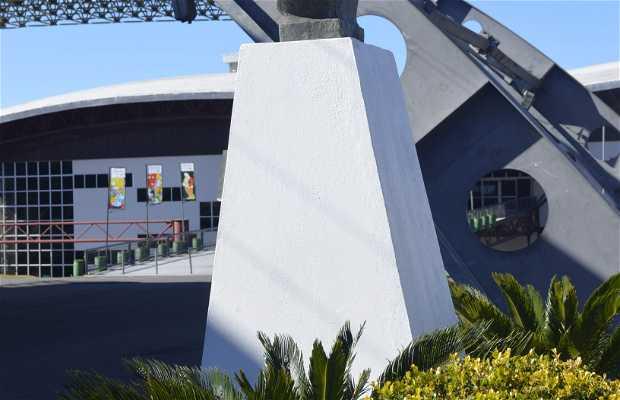 Monumento à Joaquim Pedro Lisboa