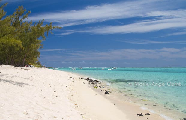 Plage de Saint-Martin (île Maurice)
