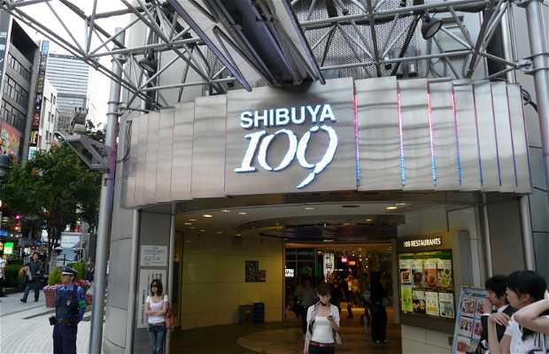 Shibuya 109 a Tokyo