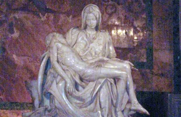 The Pietà (Michelangelo)