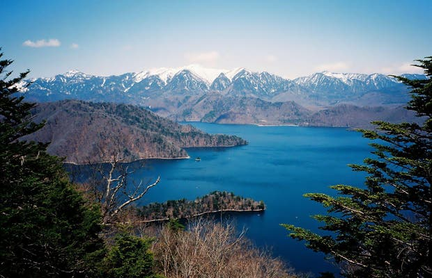 Lago Chuzenji (Chuzenjiko)