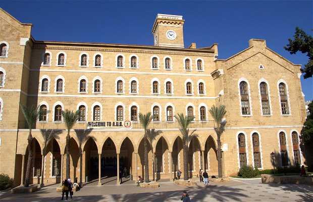 Universidade Americana de Beirute