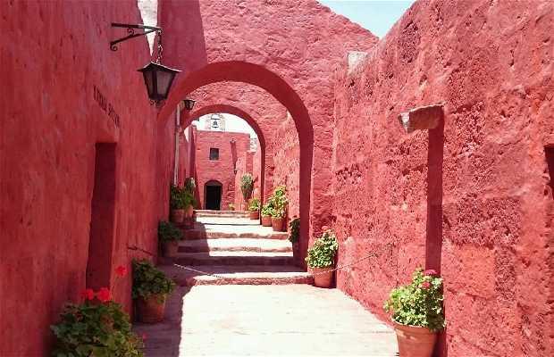 Convento di Santa Catalina ad Arequipa