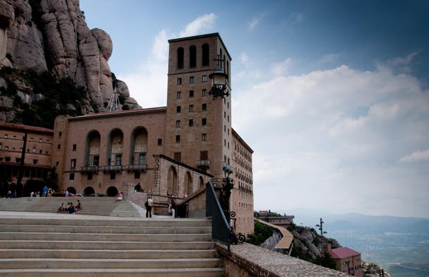 Monastere de Montserrat