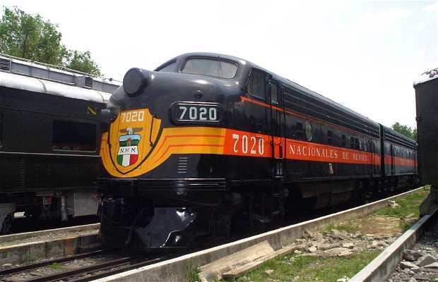 Museo de los Ferrocarriles Mexicanos
