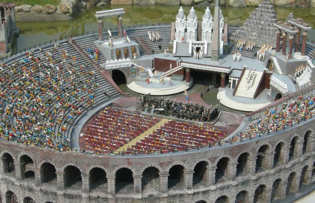 Italy in miniature