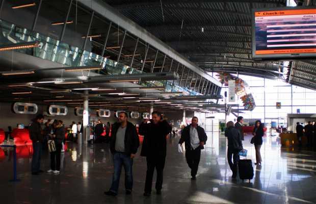 Aéroport de Eindhoven