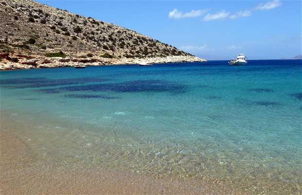 Playa de Agia Theodoti
