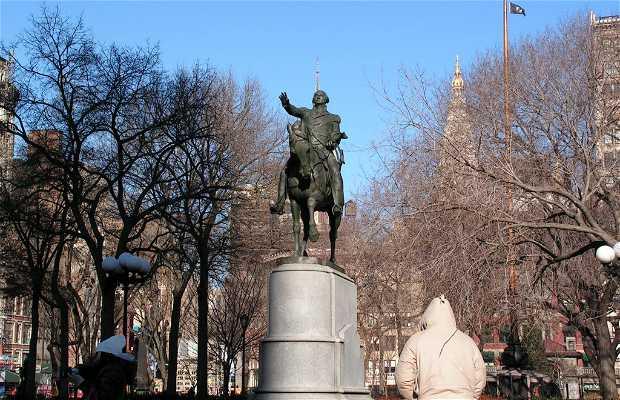 Union Square a New York