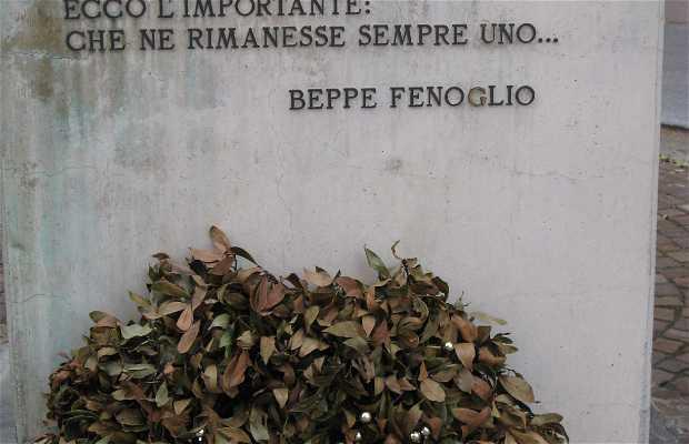 Casa di Beppe Fenoglio