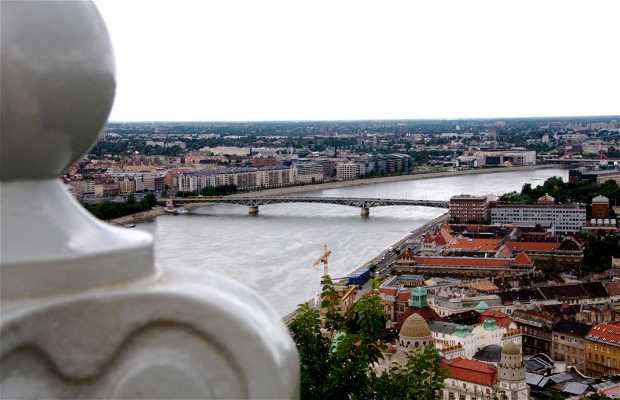 Budapest dall'alto