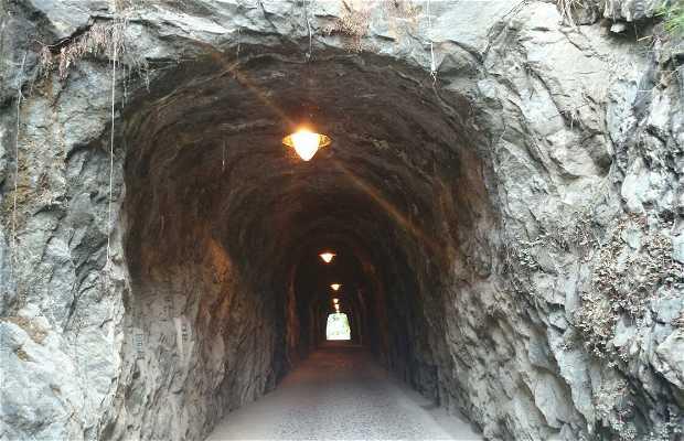 Túnel Maria Komaid Nossar (Túnel que chora)