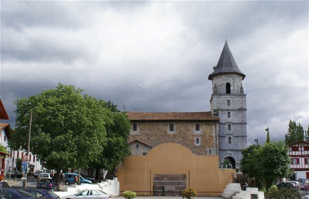 Frontón of Ainhoa