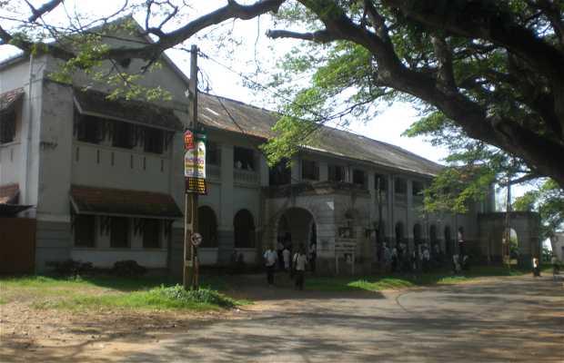 Edificios administrativos coloniales