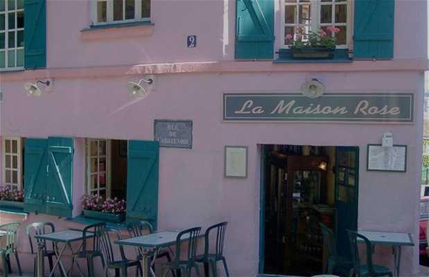 Restaurante La Maison Rose