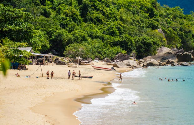 Playa de Itanema