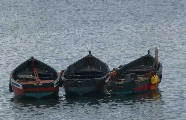 Puerto marítimo El Jadida