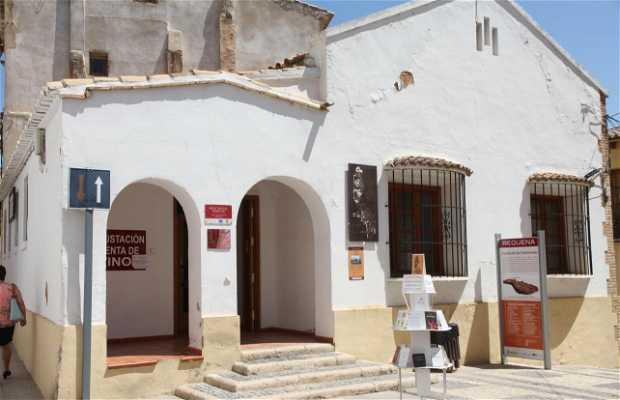 Sede de FEREVIN-ruta del vino