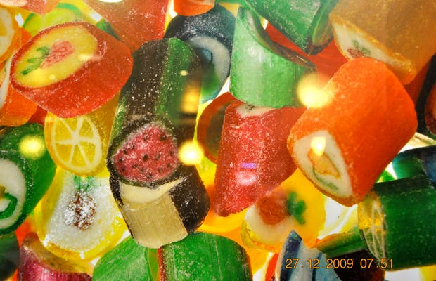 Viva Praha (manufacturing Candy of Rock Candy)