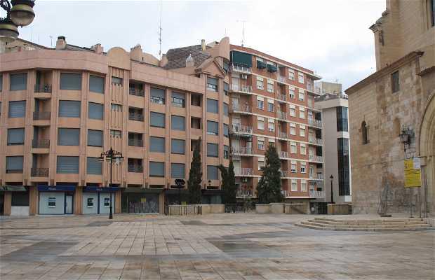 Plaza de los Llanos