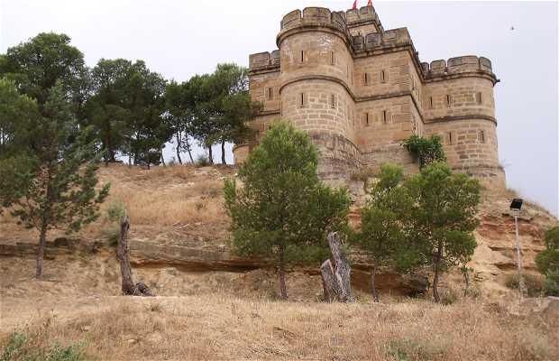 Torre de Salamanca y ermita de Caspe
