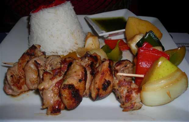 Restaurant A 2 Velas