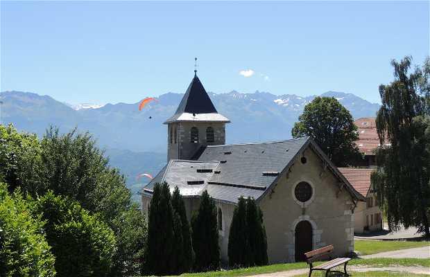 Iglesia de Saint Hilaire
