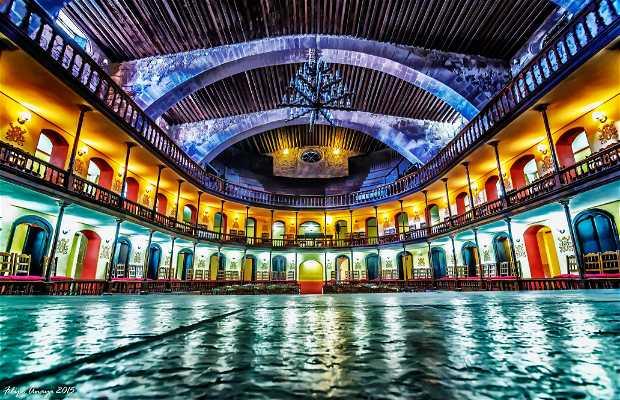 Teatro Hinojosa Jerez Zacatecas
