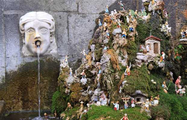 Fontana Cap' e' Ciuccio