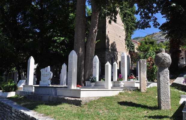 Cementerio de Nesuh-Aga Vucijakovic