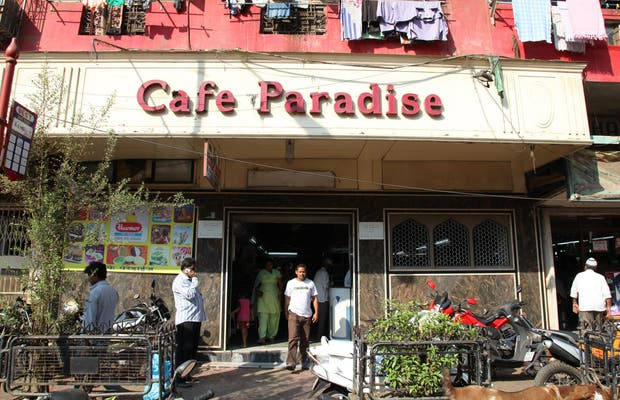 Cafe Paradise