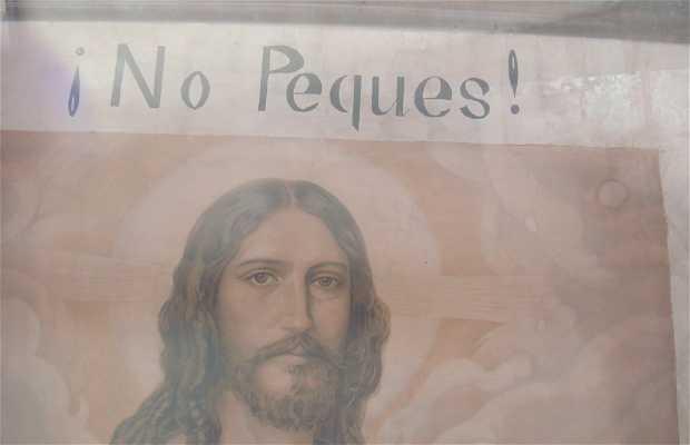 Retablo de Jesús Misericordioso