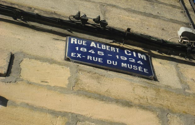 Rue Albert Cim