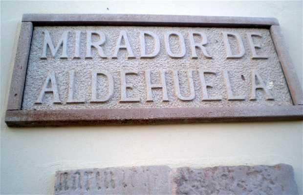 Mirador de Aldehuela