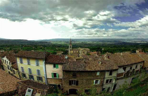 Panorama de Bonnieux