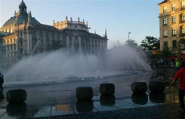 Fontaine de Kirtsplatz