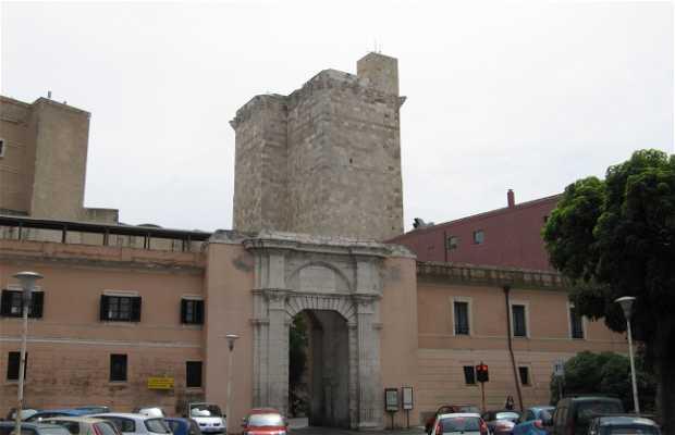 Porta Maria Cristina